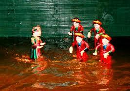 Nghệ thuật múa rối nước – nét văn hóa Thái Bình