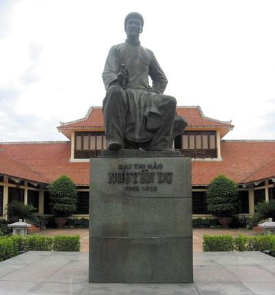 Khu di tích lưu niệm Nguyễn Du – Hà Tĩnh