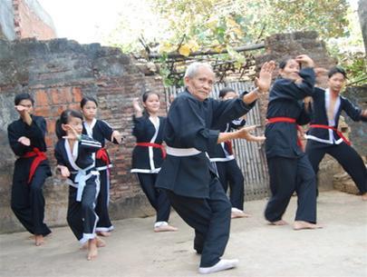 Khám phá những chiêu võ bí truyền của vùng đất Bình Định