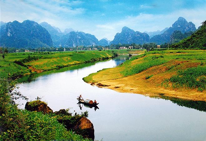 Vẻ đẹp Quảng Bình