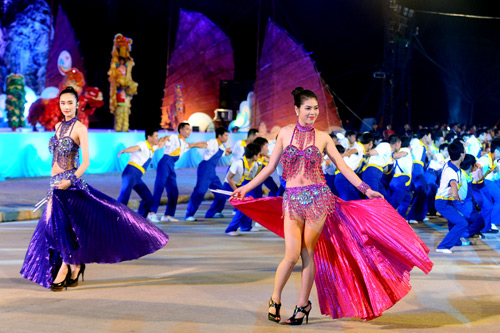 Carnaval Hạ Long