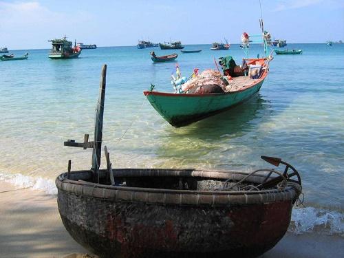 Vẻ đẹp thanh bỉnh của làng chài Hàm Ninh Phú Quốc