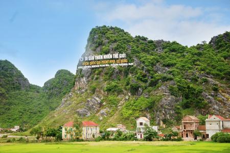 Phong Nha- Kẻ Bàng, di sản thiên nhiên thế giới