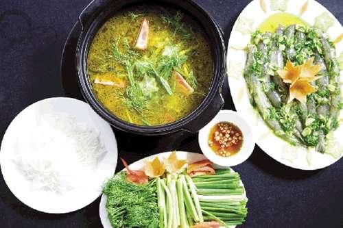 Đặc sản cá khoai Quảng Bình