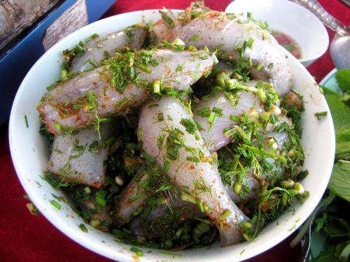 Cá khoai Quảng Bình