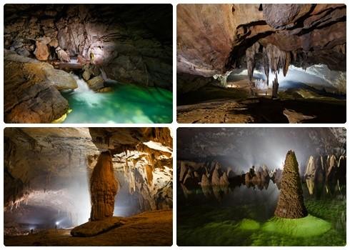 Tour thám hiểm Hang Va ở Quảng Bình được đưa vào khai thác