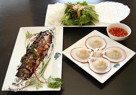 Cá nục nướng ớt theo kiểu Hàn Quốc