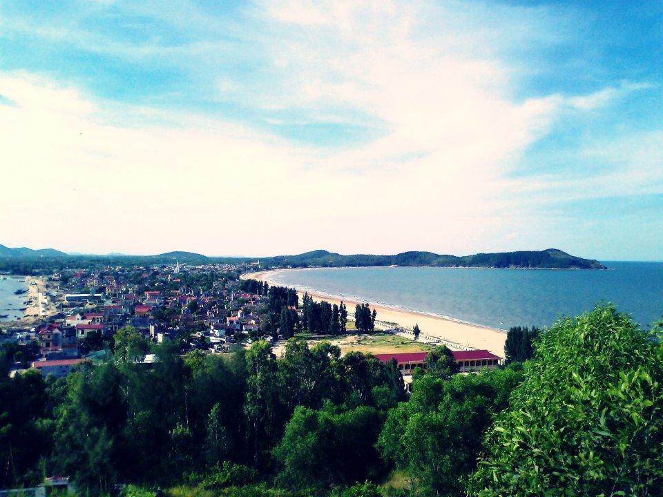 Biển Hải Thanh