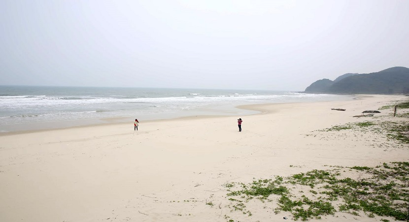 Biển Quan Lạn Hạ Long
