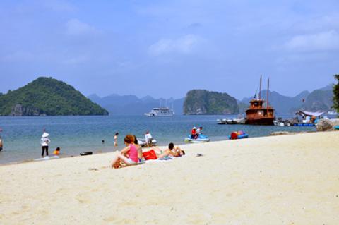 Đảo Ti Tóp- vẻ đẹp diệu kỳ vịnh Hạ Long