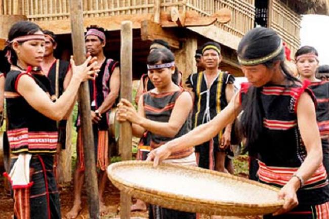 Lễ hội truyền thống của người dân Xá Phó