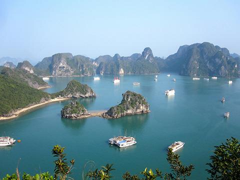 Vẻ đẹp đảo Ti Tốp