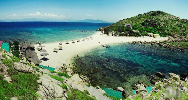 Check in các hòn đảo đẹp ở Nha Trang