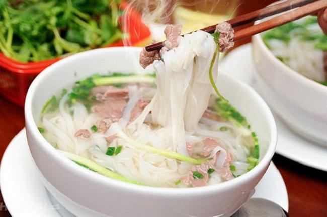 Phở bò - Đặc sản của Việt Nam