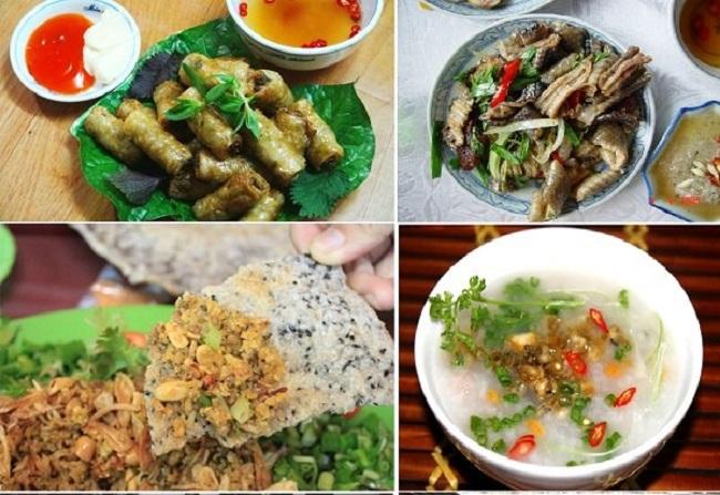 Khám phá đặc sản Quảng Bình