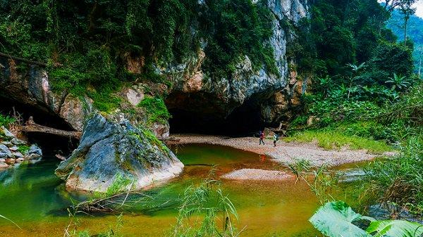 Khám phá nét hoang sơ vi diệu tại hang Sơn Đoòng