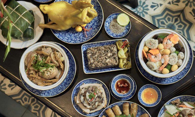 Tinh hoa Ẩm thực 3 miền Việt Nam làm say lòng thực khách